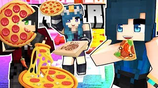 FUNNY PIZZA HIDE N' SEEK in Minecraft!