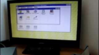 Sega TeraDrive Model 3 with WDL-330P Installed