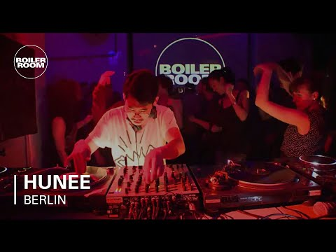 Hunee Boiler Room Berlin DJ Set