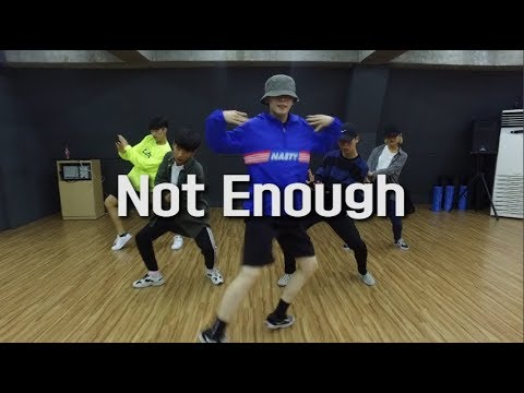 Not Enough ft. THEY. - Lido | Sini Choreography