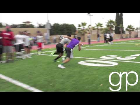 Washington State Cougars & Cathedral Football Camp