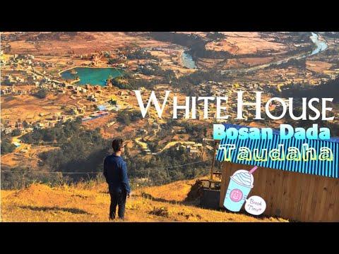White House \View point\ Bosan Dada \ Dakshinkali \ Awesome Saturday Ride