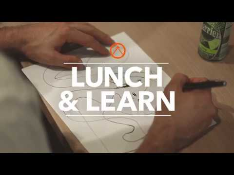 Dollar Shave Club   Lunch & Learn   Drawing with Matt Orser