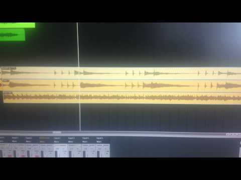"""Working in a new song """"Bloodborne"""" provisional title XD"""