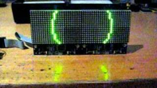 2416 LED Matrix Display (Green)