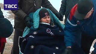 Военные летчики обеспечили посадку космонавтов на учении под Челябинском