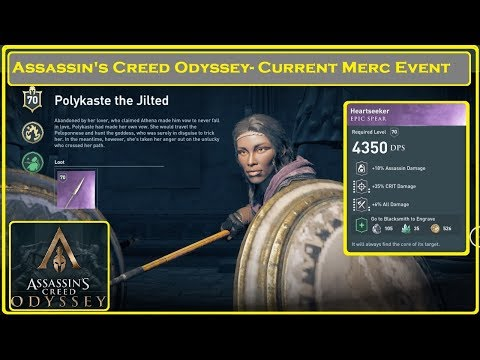 Assassin's Creed® Odyssey- Current Merc Event thumbnail