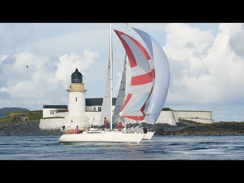 West Highland Yachting Week 2017 - Day 2