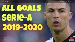 CRISTIANO RONALDO ALL GOALS | SERIE-A 2019-2020