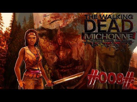 T.W.D.:Michonne☣Rache [008] Lets Zombie