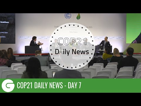 COP21 Daily News: Renewable Revolution Powers Momentum at Paris Climate Talks