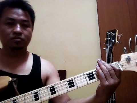 Kristal.- suatu kenangan..BASS COVER  By ( heandpone user)
