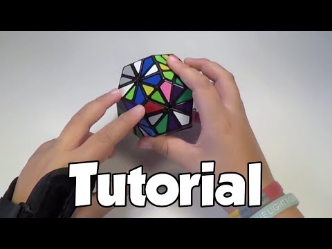 How to Solve the Pyraminx Crystal (new intro)