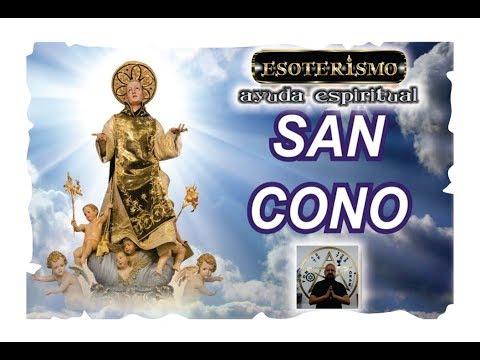 SAN CONO - SU HISTORIA | ESOTERISMO AYUDA ESPIRITUAL