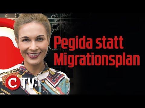 Millionen Migranten durch UN-Plan, Pegida-Geburtstag: Die Woche COMPACT