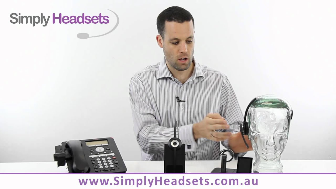 Jabra Pro 9450 Wireless Headset Review Youtube