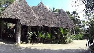 Bamburi Beach Hotel. Mombasa -wrzesień 2018