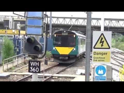 Railways-Bedford-Bletchley D Stock/D Train July 2019