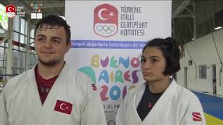 Genç Judokalarımızın Hedefinde Altın Madalya Var