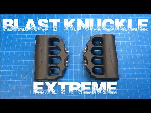 Brass Knuckle Tasers