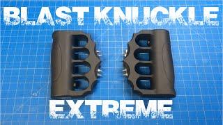 Zap Blast Knuckles Extreme Stun Gun Review