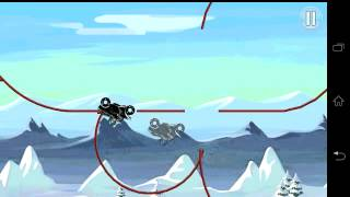 Bike Race: Artic 2 lvl 8 Ultra Bike Shortcut v2.6