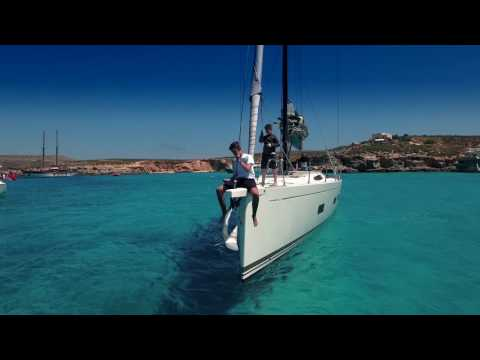 SY MIAME TOO // Grand Soleil 58 // Luxury Sailing Yacht charter in Malta