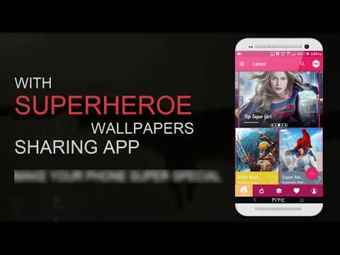 Superhero Wallpapers  For Pc - Download For Windows 7,10 and Mac