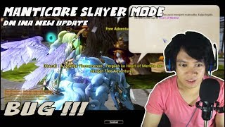 NEW Update !!! Dragon Nest INA - Lv 95 Silver Hunter  NEST Slayer Mode