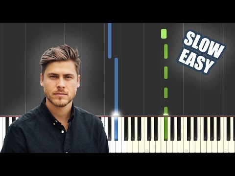 Reckless Love - Cory Asbury [Bethel Music] | SLOW EASY PIANO TUTORIAL + SHEET MUSIC by Betacustic