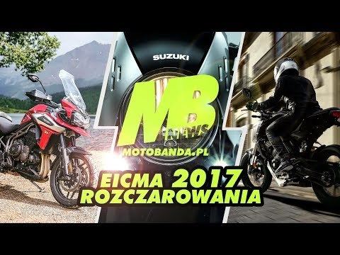 MB.News: Kupowanie Motocykla Całą Ekipą, Rozczarowania 2017 i Kryzys Suzuki