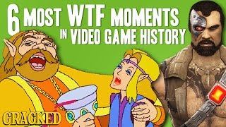 6 Most WTF Endings In Video Game History