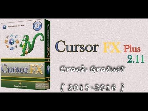 cursorfx plus gratuit