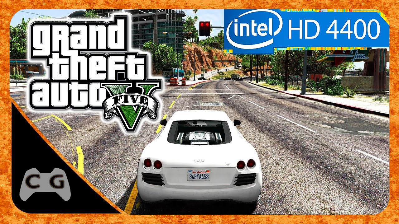 GTA 5 Na Intel HD Graphics 4400