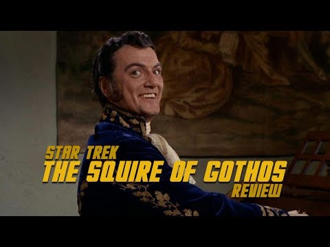 Star Trek - The Original Series Reviews - The Squire of Gothos from YouTube · Duration:  5 minutes 43 seconds