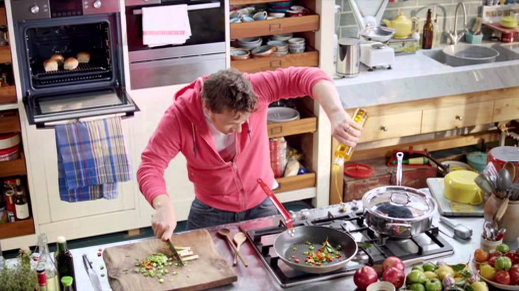 oliver s 15 minute meals trailer