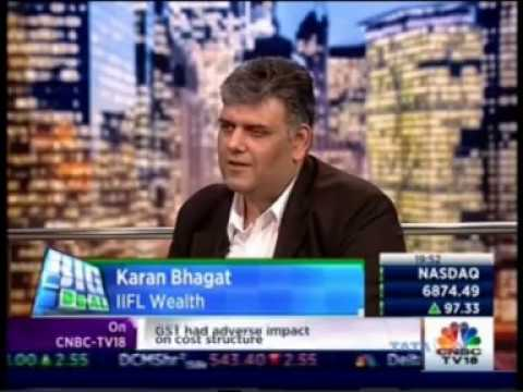 CNBC TV18 Interview with Karan Bhagat, Founder, CEO & MD - IIFL Investment Managers