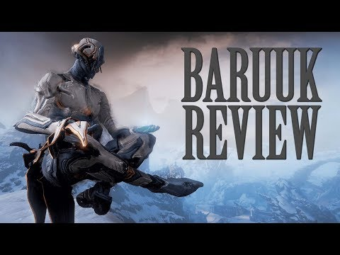 Warframe Reviews - Baruuk thumbnail