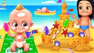 Babysitter Madness Play With Baby Twins - Fun Baby Care Gameplay Video