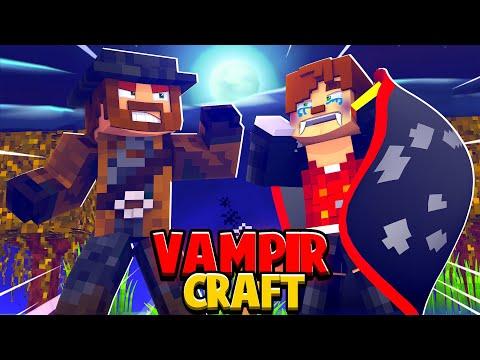 VAMPİR AVCILARINDAN DAYAK YEDİM #3 VAMPİRCRAFT - Minecraft