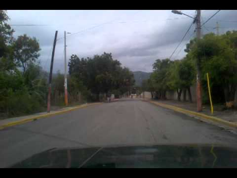 Entrada de Las Charcas