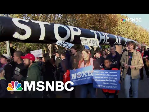 Big Oil 'Never Lost A Fight Like This': McKibben On Death Of Keystone XL Pipeline