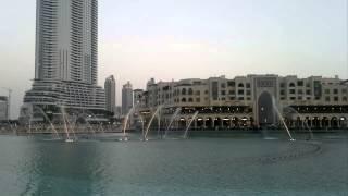 Dubai Fountain (Burj Khalifa)