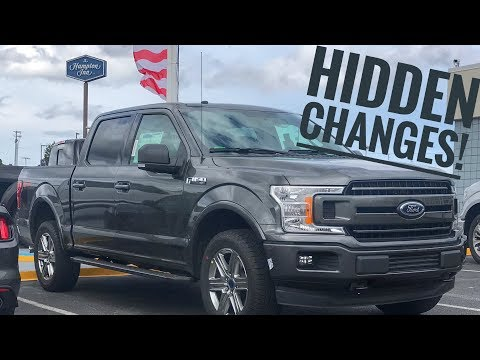 5 Things You Didn't Know About The 2018 F150!