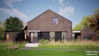 Twinmotion 2020 ( Mitchell Lane House )