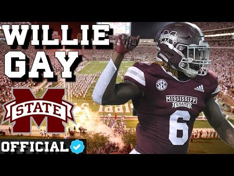 Fastest Linebacker in AMERICA 🔥 Official Willie Gay Mississippi State Highlights