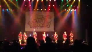 2016年8月31日(水) □タイトル『Girl's Bomb!!』 □会場:赤坂BLITZ 1...