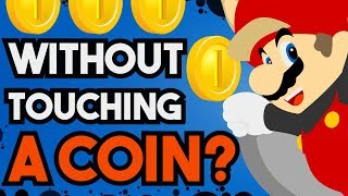 Is it Possible to Beat New Super Mario Bros. U Without Touching a Single Coin?