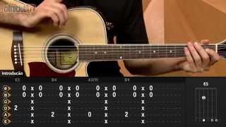 Your Body Is A Wonderland - John Mayer (aula de violão simplificada)