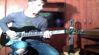 Guitar Riffs Medley - D.Prasakis ( Covers )